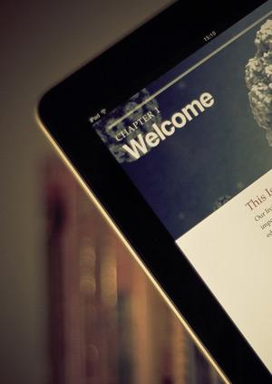 A fullwidth blog post